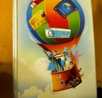 Доска для магнитиков «Воздушный шар»